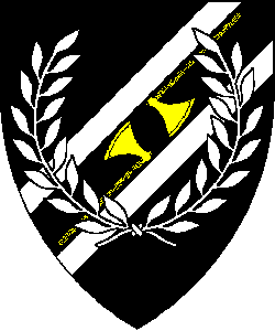 Barony of Axemoor Arms