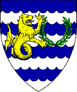 Barony of Seleone Arms